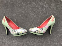 Ed Hardy heels New Westminster, V3M 3R7