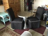 ACACIA CHAIRS set of two