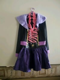 Monster High Clawdeen Wolf Costume Oshawa, L1J 6M1
