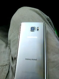 silver Samsung Galaxy android smartphone Tulare, 93274