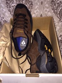 Vasque Leather Brown hiking shoes