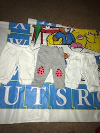 3 Pairs Of Newborn Pants Fort Washington, 20744