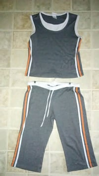 REALLY CUTE 2PC ATHLETIC OUTFIT SIZE M $8! Sparta, 38583