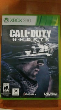 Xbox 360 Call of Duty Ghosts case Queens, 11369