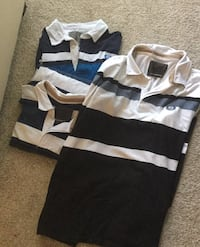 Denver Hayes Rugby shirts