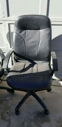 Office chair with adjustable height  Aurora, 80013