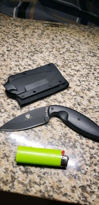 Tactical defense knife