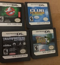 Dsi Games in good condition  New York, 10461