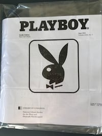 Playboy, all in Braille