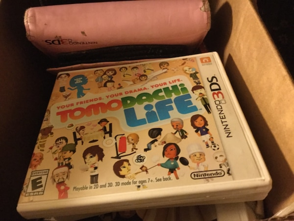 3ds life game