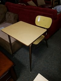 SCHOOL DESK WITH CHAIR (( $25 EACH ))
