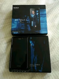 black Sony Xperia android smartphone with box Victoria, V8Y 2N7