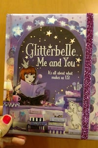 Glitterbelle Me and You Diary's (New) Westminster, 21157