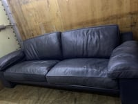 Leather couch Rahway, 07065