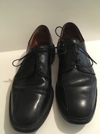 Allen Edmonds Black Lace up Dress Shoes Mesa, 85203