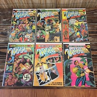 *Judge Dredd* 2000 A.D. Monthly (1985) - 6 Issue Limited Series - Mint Condition Puyallup, 98374