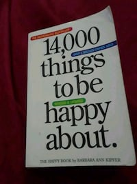 14,000 things to be happy about.  Brampton, L6X