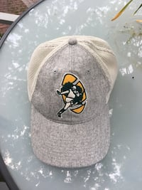 Green Bay Packers Old School logo hat Chicago