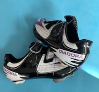 Bike shoes DIADORA 39.5 Edmonton, T5L 5B8