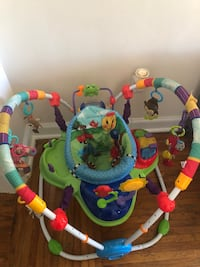baby's multicolored jumperoo Hamilton, L0R 1T0