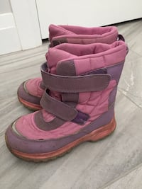 Winter boots child size 1