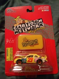 Cartoon Network wacky Racing car (j) Rialto