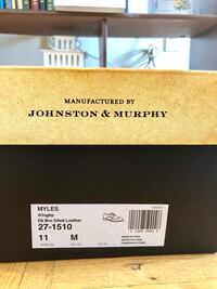 Johnston & Murphy Myles Wingtip US 11 Toronto, M2M 3Z2