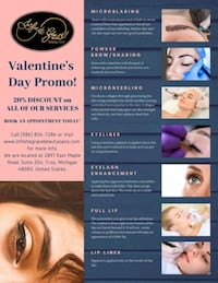 Beauty services Sterling Heights