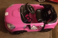 pink and black ride on toy car Las Vegas, 89130