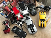 Diecast Car & Motorcycle