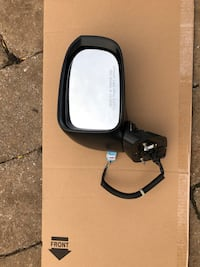 2015 Honda Civic right mirror- miroir droit  Laval