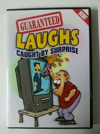 Guaranteed Laughs Caught by surprise dvd