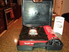 Thunder Range Portable Gas Range (new)