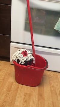 Mop & bucket Red Deer, T4P 2M4