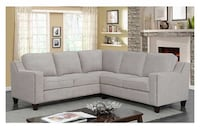 Markus Fabric Sectional MIAMI