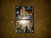 Two ps2 games Fairfax