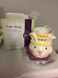 Easter Bunny Scentsy Wax Warmer