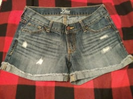 "Old Navy ""Diva"" Denim Shorts"