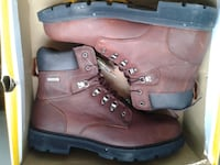 Brand New Steel Tip Mens Safty Boot Toronto