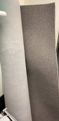 Gray and white area rug Mc Lean, 22101