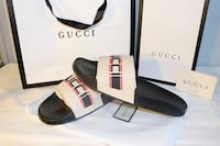 New Gucci Slides Sandals  Fairfax, 22030