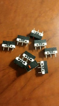 Mouse button switches new replacement Toronto, M1B 1W5