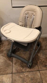 Graco High Chair 2272 mi
