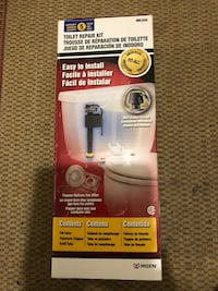 BNIB toilet repair kit by MOEN BNIB Surrey, V3V 3H2