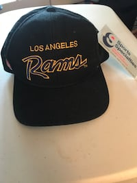 black blue and gold SnapBack vintage Never worn Seal Beach, 90740