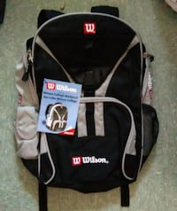 Wilson Backpack NEW Vancouver