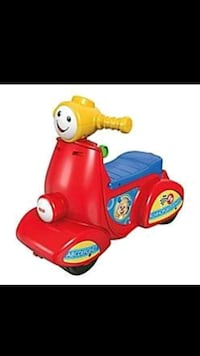 Fisher price, smart stages scooter Durham, 27703
