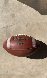 Wilson leather TDY Youth football Perry Hall, 21128