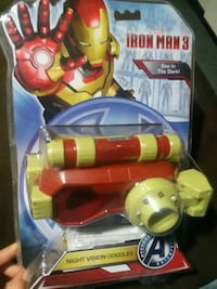 Iron Man 3 Night Vision Goggles Des Moines, 50315