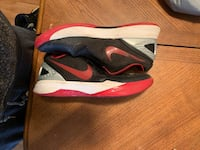 pair of white-and-red Nike basketball shoes Winchester, 22602